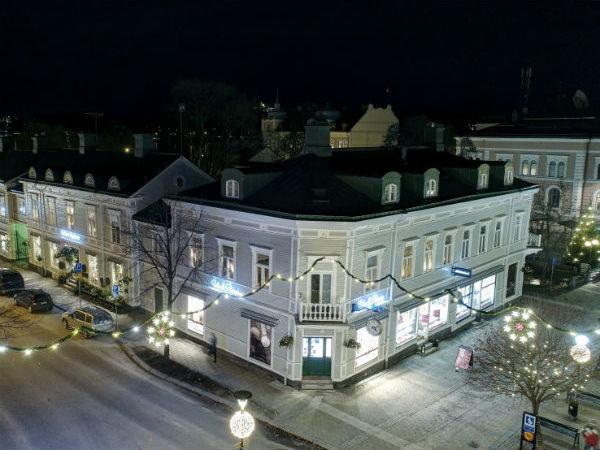 Kvarteret Näcken - Storgatan 29
